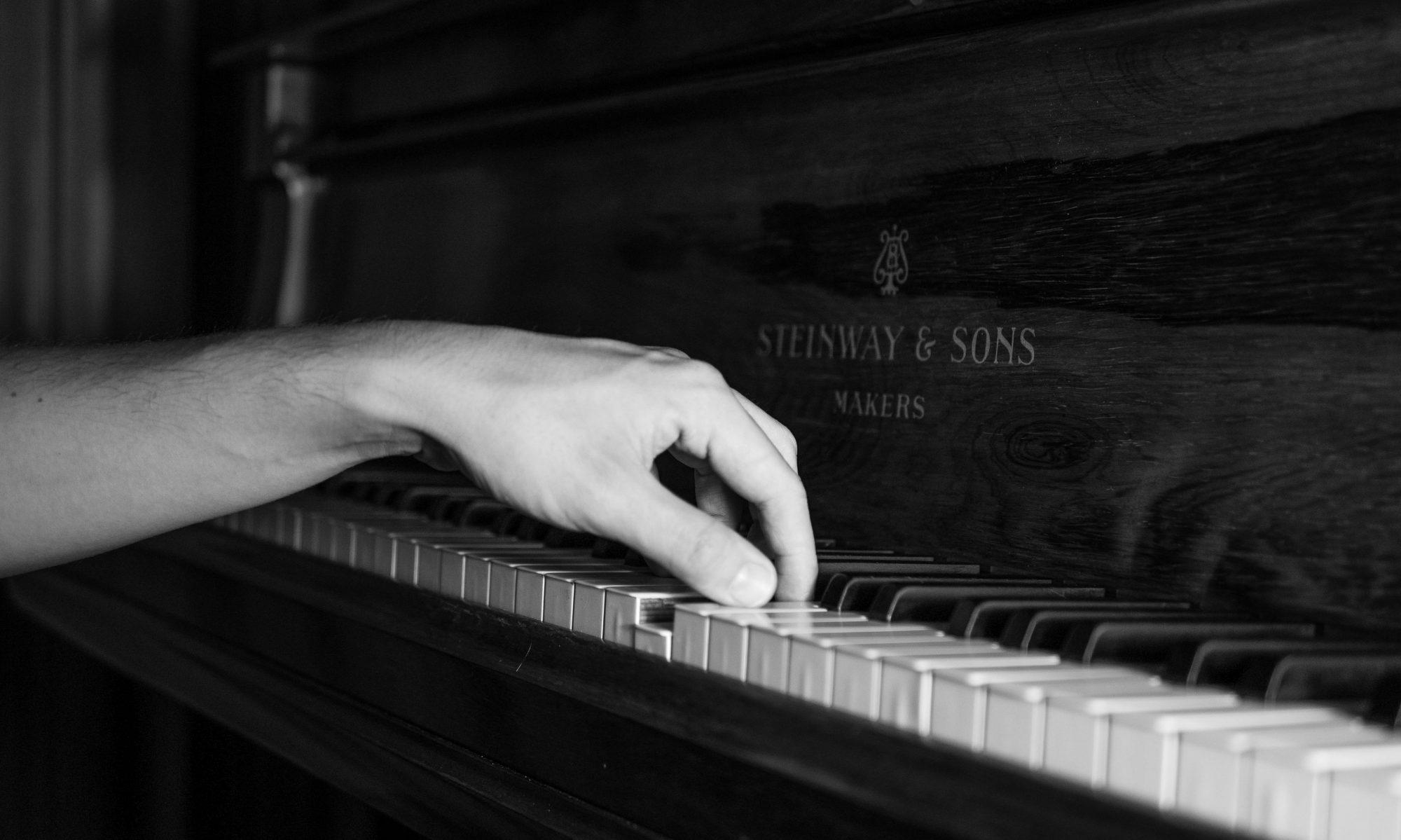 Gregory Wang, pianist